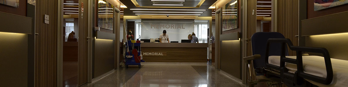 MEMORIAL Hospital in Istanbul